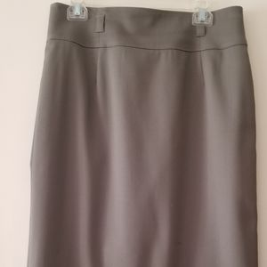 Talbots skirt. Goes with the blazer posted.